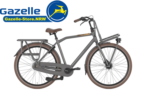 Gazelle HeavyDutyNL Ltd T7 aluminum grey matt